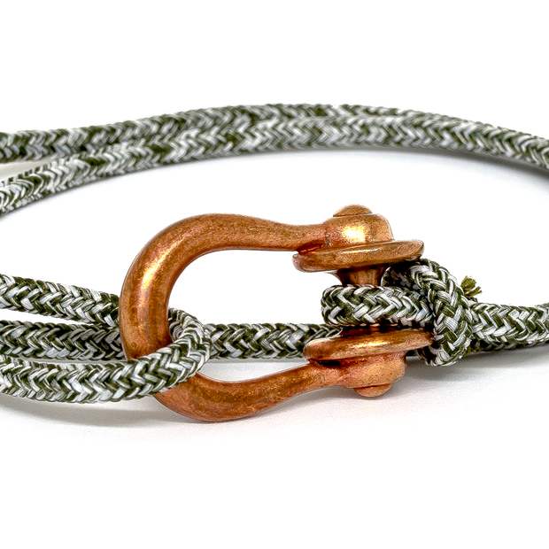 Kalymnos / Green Melange / Raw Brass 3mm - Kalymnos - 公式通販 - Topologie (トポロジー)