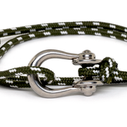 Kalymnos / Green Patterned / Silver 3mm - Kalymnos - 公式通販 - Topologie (トポロジー)