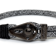 Yosemite / Black Melange / Chrome Black 5mm - Yosemite - Inspired by Rock-climbing - Topologie JP