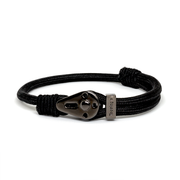Yosemite / Black Solid / Chrome Black 5mm - Yosemite - Inspired by Rock-climbing - Topologie JP