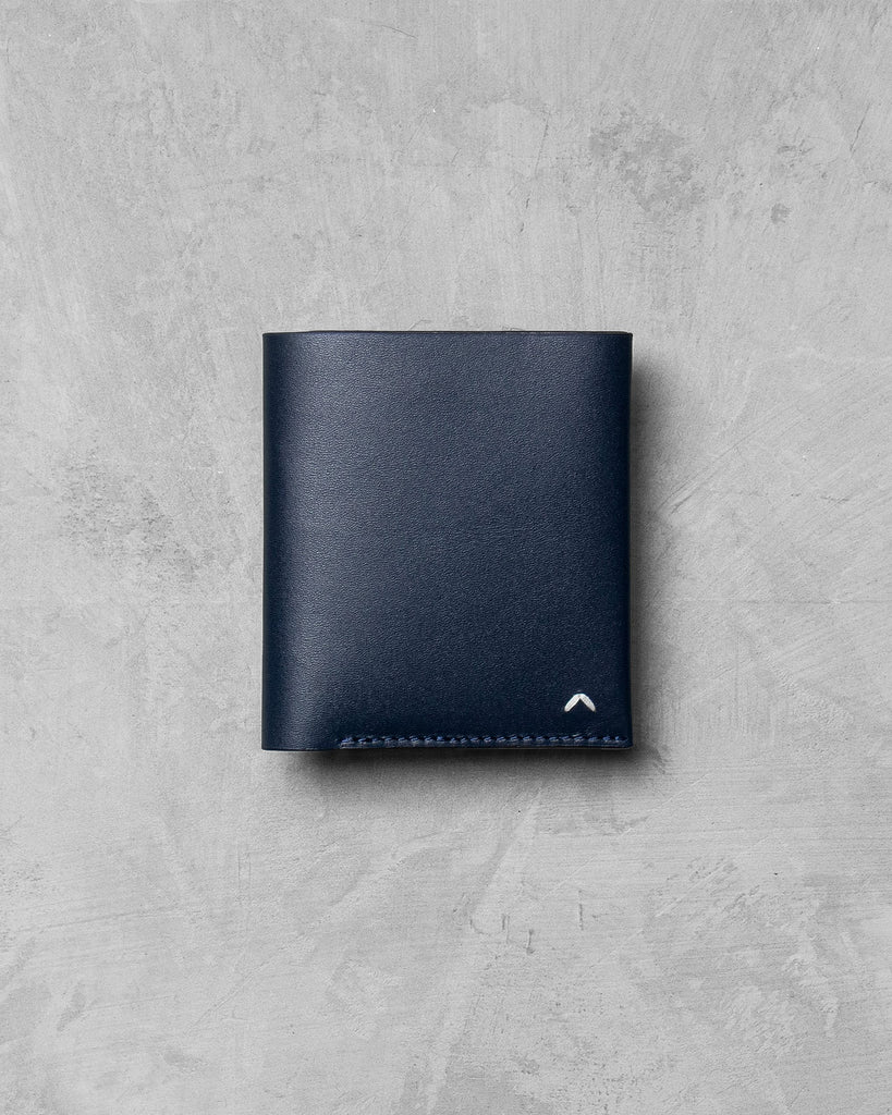 Slim Coin Wallet Navy