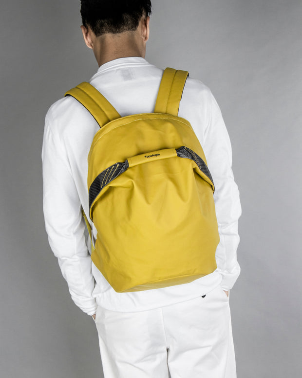Multipitch Backpack Small Dry Sulfur - Backpacks & Bags - 公式通販 - Topologie (トポロジー)