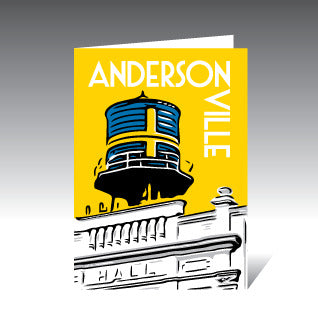 Andersonville Greeting Cards
