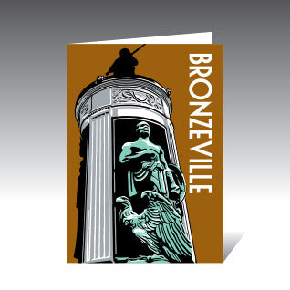 Bronzeville Greeting Cards