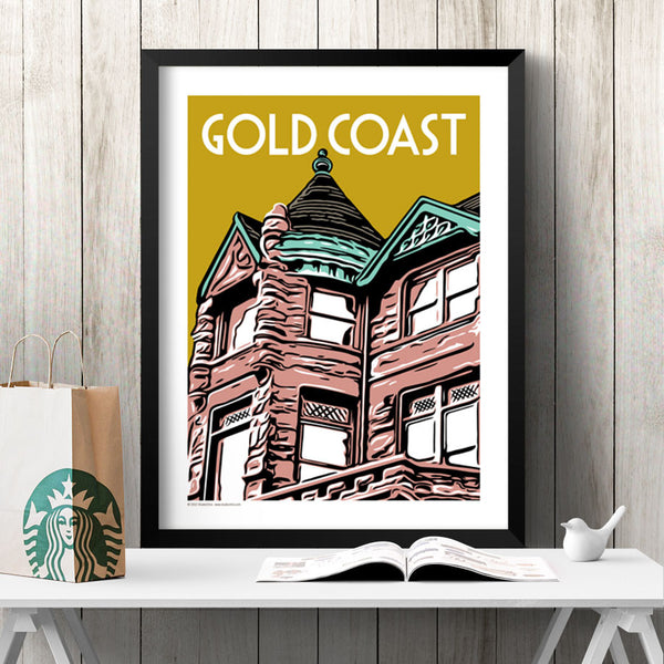 Gold Coast Poster