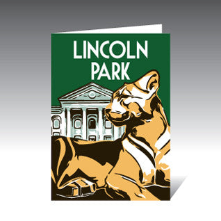 Lincoln Park Greeting Cards
