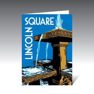 Lincoln Square Greeting Cards
