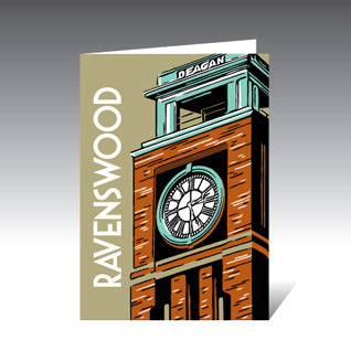 Ravenswood Greeting Cards