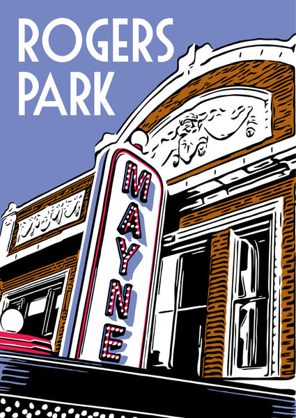 Rogers Park Poster