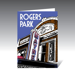 Rogers Park Greeting Cards