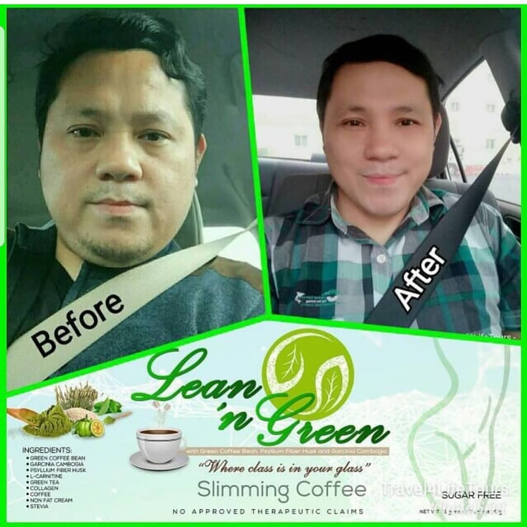 Lean N Green Coffee Nutrilife