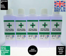 Load image into Gallery viewer, 300ml Hand Sanitiser Liquid