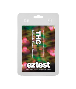 THC Single Use Drug Testing Kit