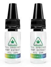 Load image into Gallery viewer, CBD Oil 24ml - Full Spectrum 5% / 10% / 20%