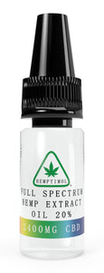 CBD Oil 12ml - Full Spectrum