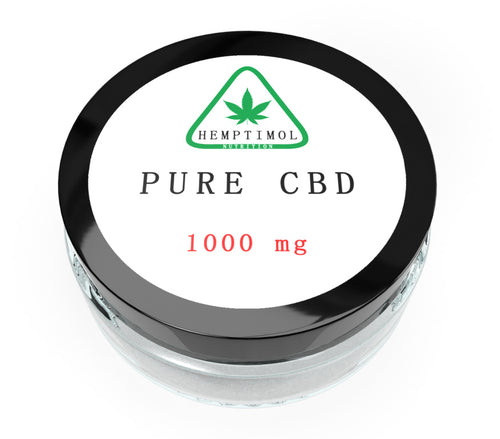 CBD Cristal - 99.9% CBD Isolate pharmaceutical Grade