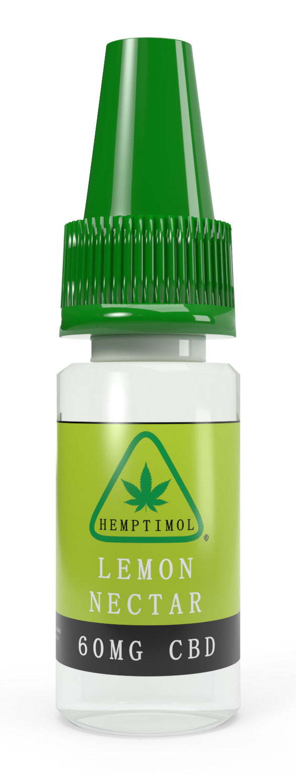 Lemon Nectar - CBD E Liquid 12ml