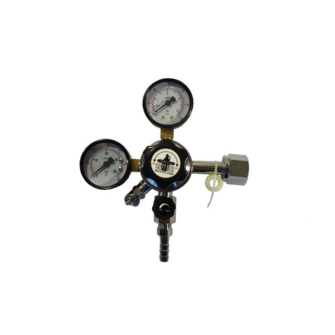 Co2 Regulator Dual Gauge Heavy Duty Pro Series Draft Beer Homebrew Kegerator
