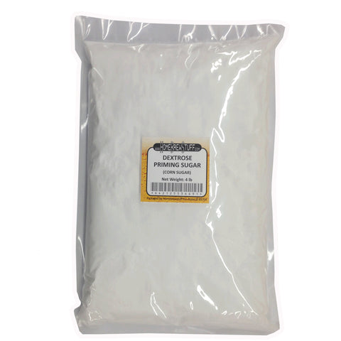 Dextrose Priming Sugar (Corn Sugar) 4lbs.