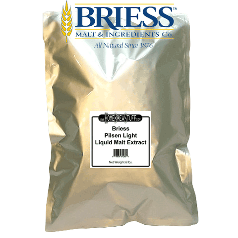 Pilsen Light Liquid Malt Extract (LME) 6lb