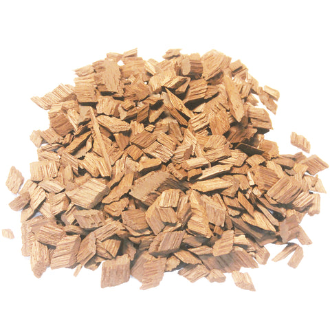 Oak Chips - Light Toast - 4oz
