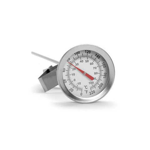 "2"" x 12"" Long Stainless Steel Thermometer"