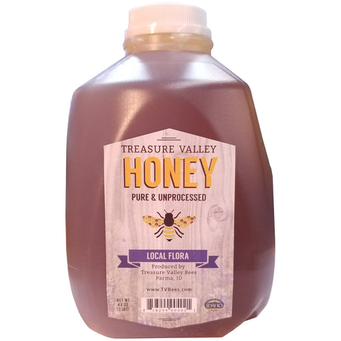 Treasure Valley Honey 3LBS