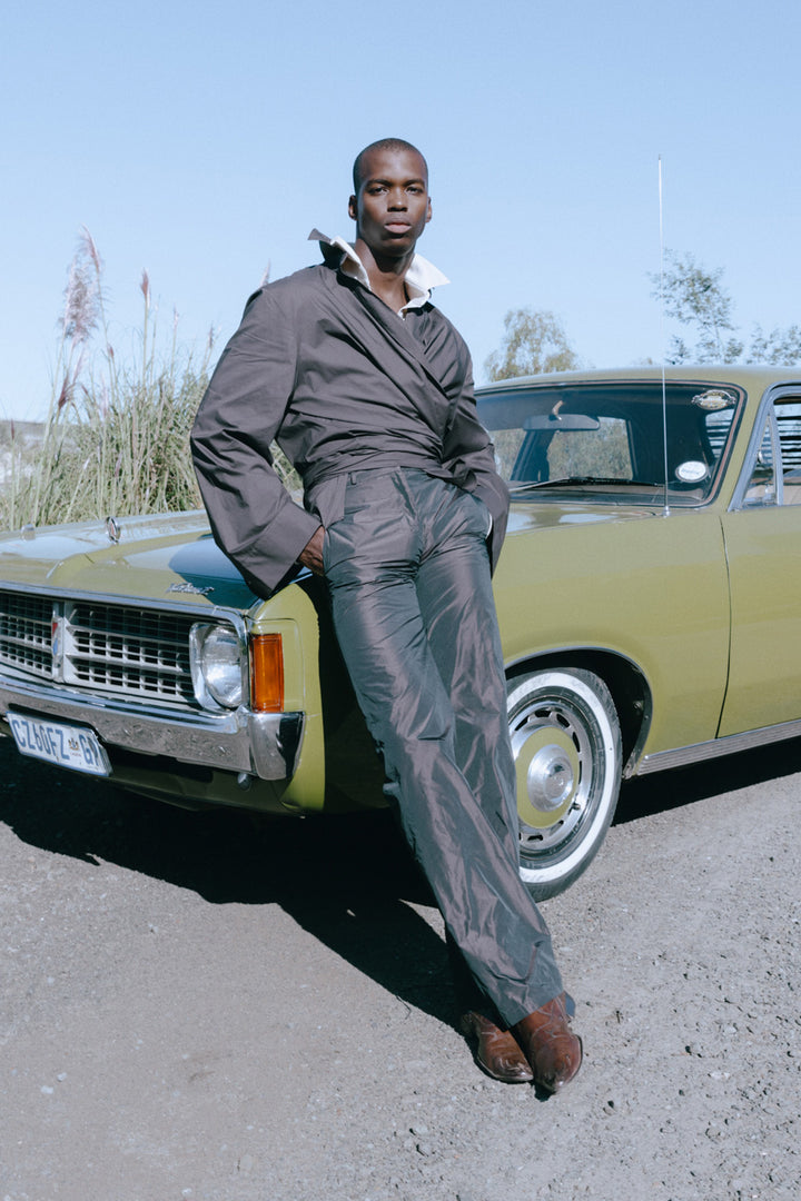Fashion Designer CARL KAPP collection | Tailored Structured Pants, Trousers | Sydney Australia