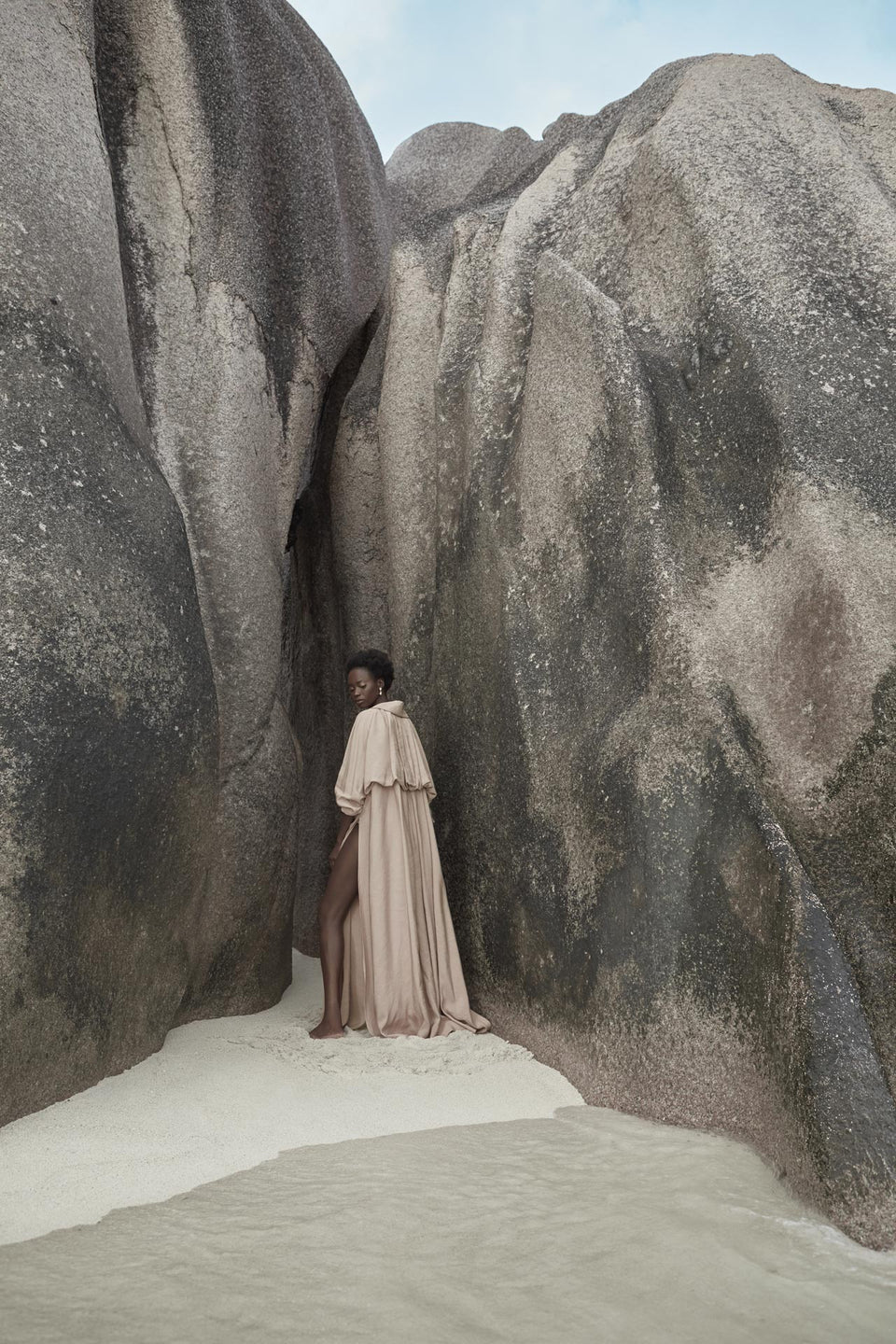 CARL KAPP SS2020 collection in Seychelles Six Senses Zil Pasyon | Cosmoledo Trench