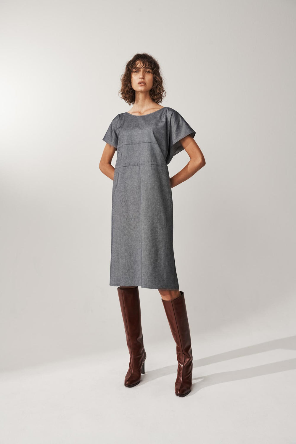 Lisa Denim Dress