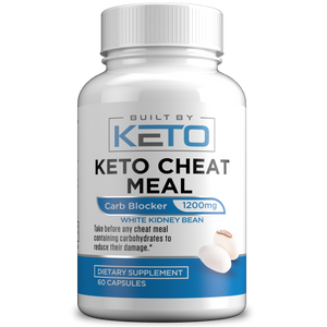 Keto Cheat Meal - Carb Blocker - Built By Keto