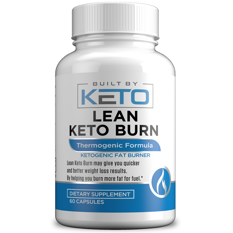 Lean Keto Burn - Built By Keto