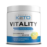 Vitality - Essential Metabolic Ketones - Built By Keto