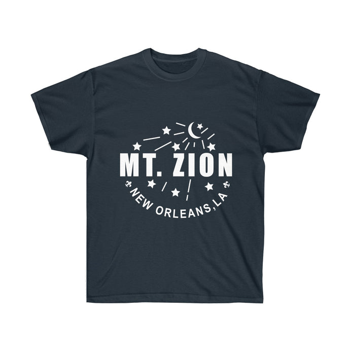 Mt Zion Nola Unisex Ultra Cotton Tee - BrandLove101