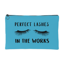 Load image into Gallery viewer, Perfect Lashes in the Works Team Gift Accessory Pouch Makeup Case Lash Boost Holder - BrandLove101