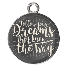 Load image into Gallery viewer, Follow Your Dreams They Know The Way Charm Bracelet - BrandLove101