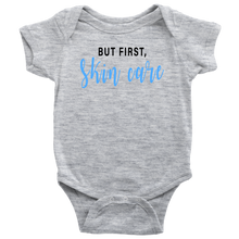 Load image into Gallery viewer, But First Skincare Onesie - More Colors! - BrandLove101