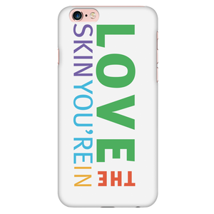 Love The Skin You Are In Phone Case Rodan and Fields for Iphone - BrandLove101