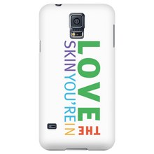 Load image into Gallery viewer, Love The Skin You Are In Phone Case for Samsung - BrandLove101