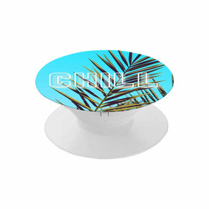 Chill Palm Tree Pop Socket Multi-function Cell Phone Stand - BrandLove101