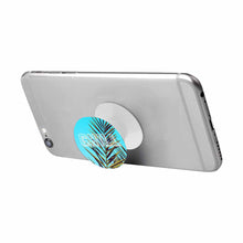 Load image into Gallery viewer, Chill Palm Tree Pop Socket Multi-function Cell Phone Stand - BrandLove101