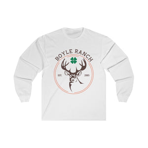 Boyle Ranch Unisex Long Sleeve Tee - BrandLove101
