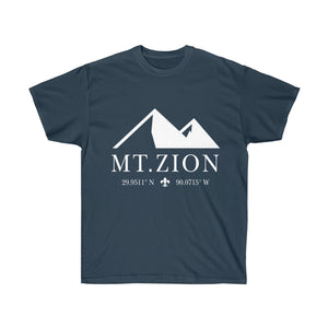 Zion New Orleans Coordinates Unisex Ultra Cotton Tee - More Colors - BrandLove101