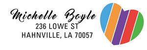 Personalized Address Labels - Digital File - BrandLove101