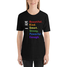 Load image into Gallery viewer, I Am All Things Beautiful Short-Sleeve Unisex T-Shirt - BrandLove101