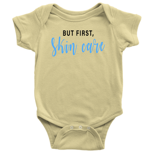 But First Skincare Onesie - More Colors! - BrandLove101
