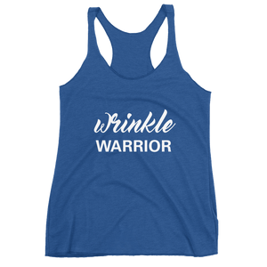 Wrinkle Warrior Tank Top - BrandLove101