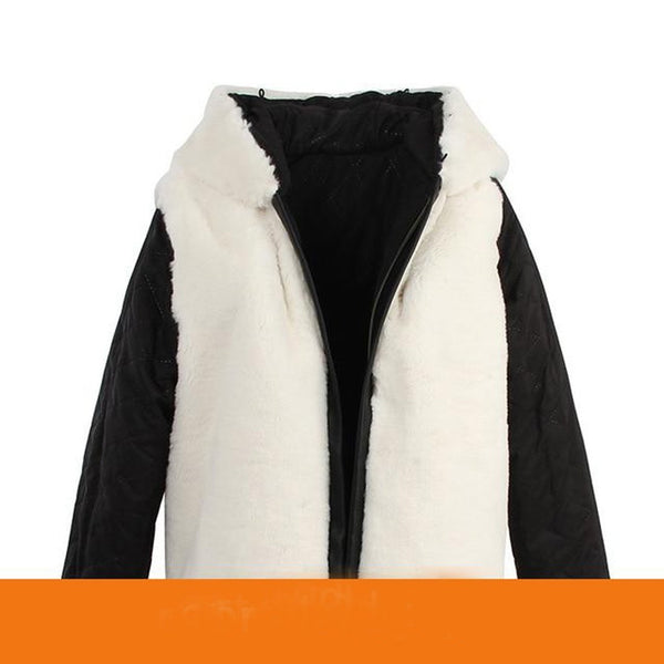 Women's Coat Faux Fur Liner