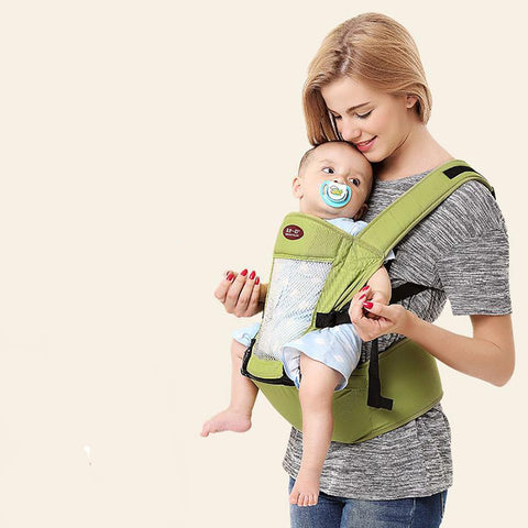 Baby Carrier Ergonomic Backpack Hipseat Sling Wrap