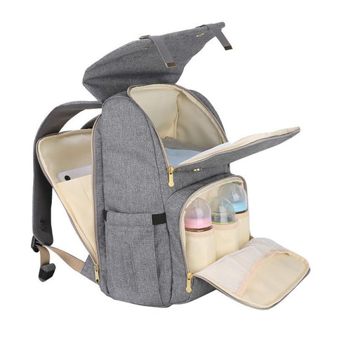 Maternity Diaper Bag High Capacity Travel Care Stroller Nappy